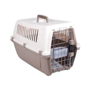 Panier de transport chien et chat Vision - Taille S - Taupe