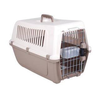 Panier de transport chien et chat Vision - taille M - Taupe