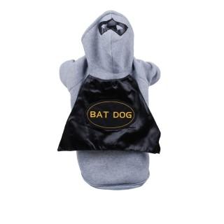 Costume pour chien Chauve Souris - Taille L - Gris