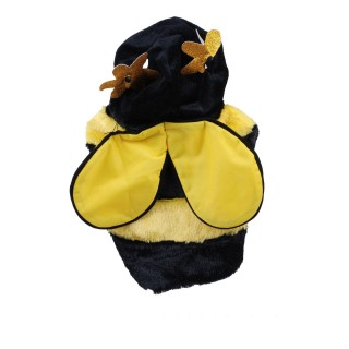 Costume pour chien Abeille - Taille L - Jaune