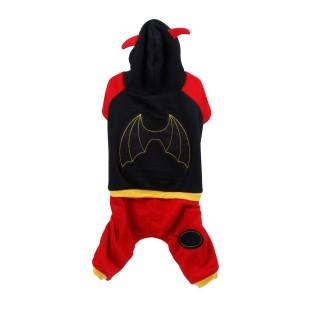 Costume pour chien Ailes - Taille S - Noir
