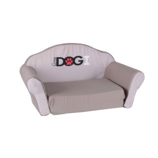 Sofa pour chien Dogi - Taille L - Taupe