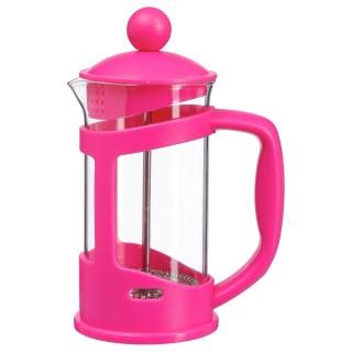 Cafetière piston Colors - 350 ml - Rose