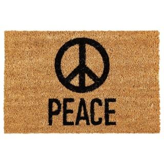 Paillasson Spe - 60 x 40 cm - Peace
