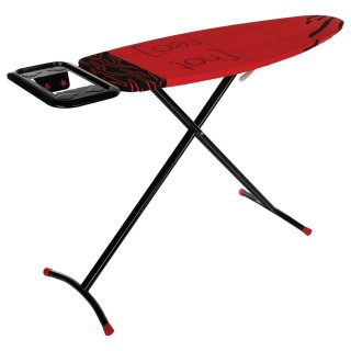 Table à repasser Saphir - 140 cm - Rouge