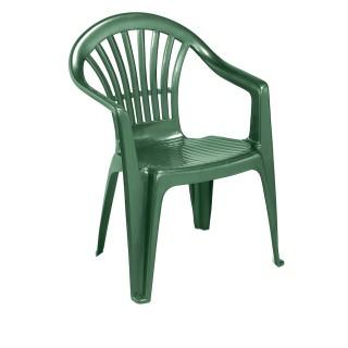 Chaise de jardin Altéa - Verte