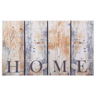 Tapis d'entrée Home - 75 x 45 cm - Multicolore