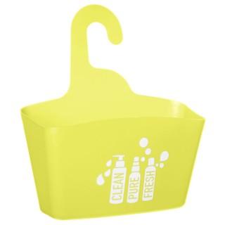 Support de douche - L. 28 cm - Vert anis