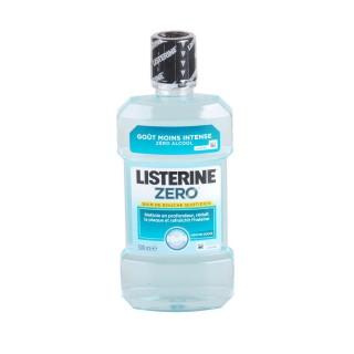 Bain de bouche Zéro Alcool - 500 ml Listerine
