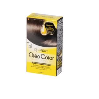 Oléo Color Coloration Permanente - 5 Châtain clair Mystérieux Kéranove