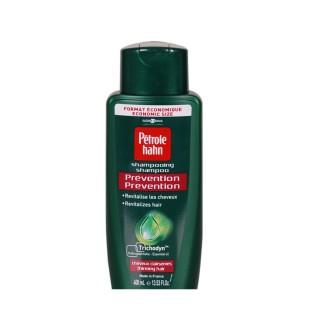 Shampoing Prévention cheveux - 400 ml Pétrole Hahn