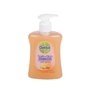 Gel Lavant Main Soft on Skin - Parfum Miel et Abricot Dettol