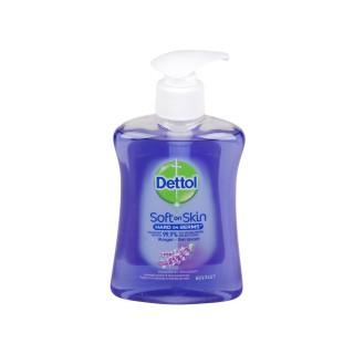 Gel Lavant Main Soft on Skin - Parfum Lavande et Raisin Dettol