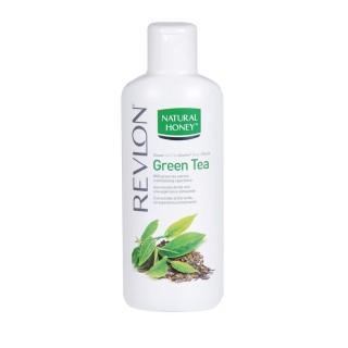 Gel douche Thé Vert - 650 ml Natural Honey