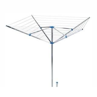 Séchoir Parapluie - 50 m d'étendage - 165 x 188 cm