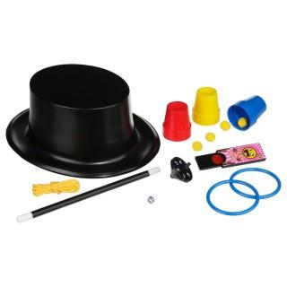 Coffret de l'apprenti magicien - 100 Tours de magie