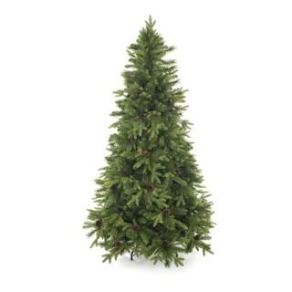 Sapin de Noël artificiel Nevada - H. 180 cm - Vert