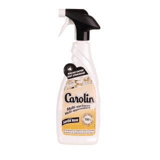 Spray Pistolet Dégraissant multi-surfaces - 650 ml - Savon Noir