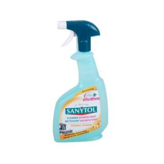 Spray Pistolet Nettoyant Désinfectant Cuisine - 750 ml - Zestes d'agrumes