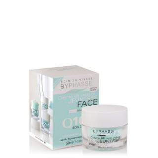 Crème Soin de Jour Lift Instant Q10 - Tous types de peau - 50 ml
