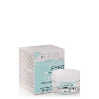Gel crème contour des yeux Lift Instant Q10 - Tous types de peau - 50 ml