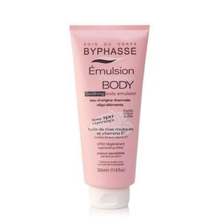 Emulsion corporelle douceur Home Spa Expérience - Peaux sensibles - 350 ml
