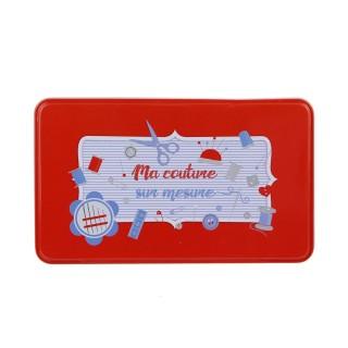 Boîte à Couture - 93 Accessoires - Rouge