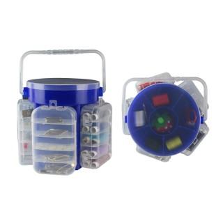 Boîte à Couture personnalisable - 210 Accessoires - Bleu