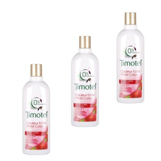 Lot de 3 Shampoings Couleur Eclat - 400 ml