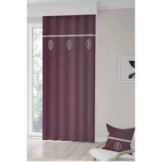 Rideau à œillets Boudoir - 135 x 250 cm - Violet
