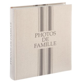 Album photos Douce campagne - 500 Photos - Taupe