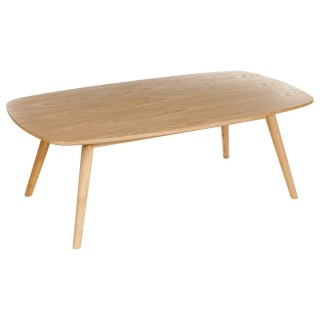 Table basse en bois Lerka - 120 x 42 cm