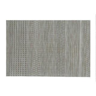 Set de table Loom - 30 x 45 cm - Gris