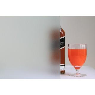 Film décoratif vitrostatique Sable - 150 x 67,5 cm - Transparent