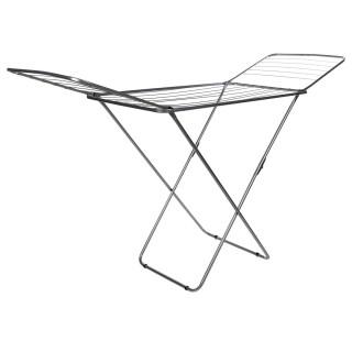 Séchoir basique Gimi - 18 m d'étendage - 180 x 55 x 93 cm