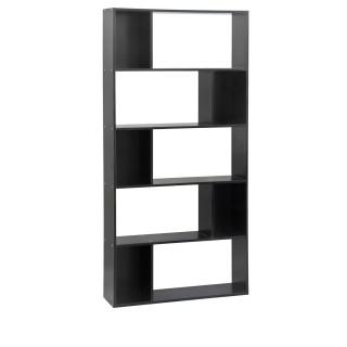 Etagère multi-cubes Modern - 83 x H. 173 cm - Noir