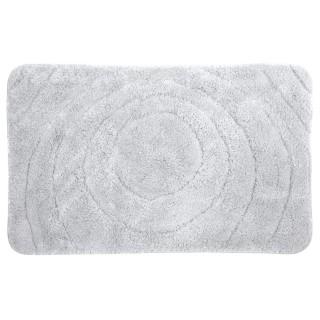 Tapis de salle de bain Baltik - 80 x 50 cm - Blanc