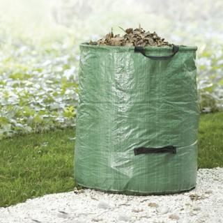 Sac à déchets de jardin - 270 L - Vert