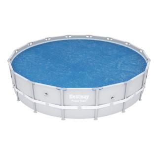 Bâche pour piscine tubulaire ronde - Diam. 462 cm