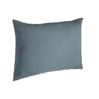 Coussin Déco - 40 x 60 cm - Bleu orage