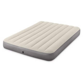 Matelas gonflable Airbed Fibertech Deluxe - 191 x 137 cm - 2 Places