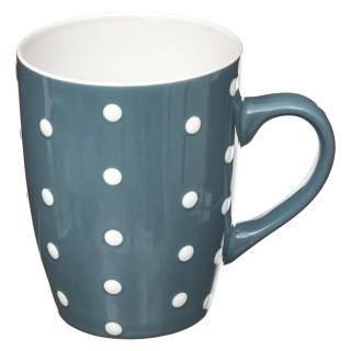 Mug Pois - Bleu