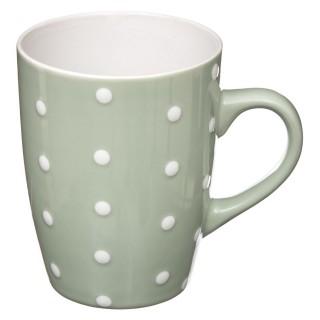 Mug Pois - Vert clair