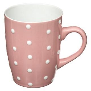 Mug Pois - Rose