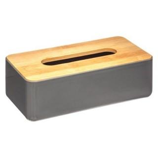 Boîte à mouchoir scandinave Baltik - Gris