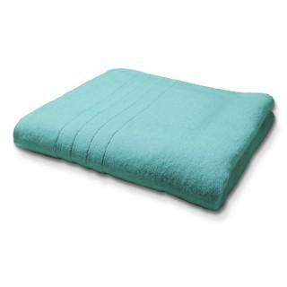 Maxi Drap de Bain en coton - 90 x 150 cm - Bleu menthe