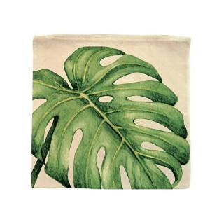 Housse pour coussin Jungle Mix - 40 x 40 cm - Vert
