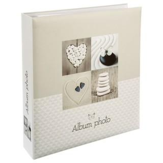 Album Photos Papillon - 500 Photos - Beige