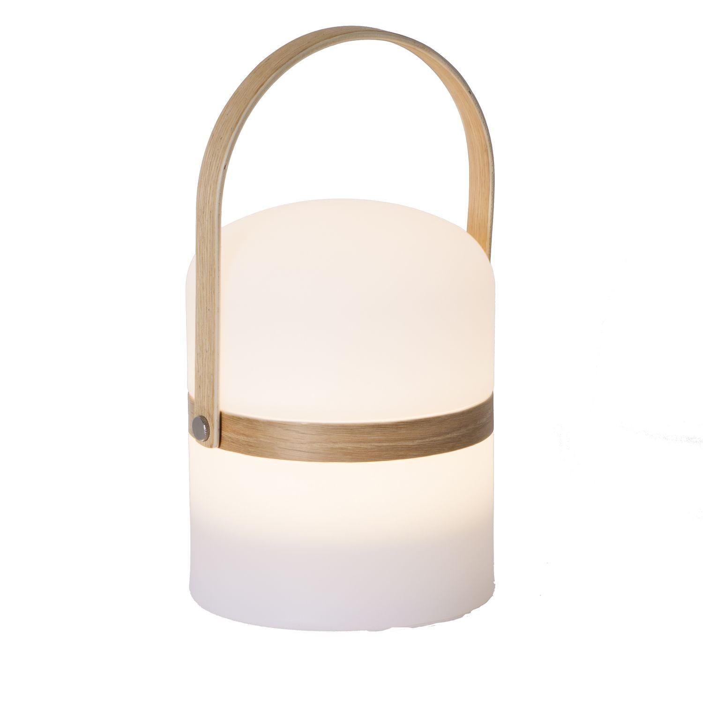 Lampe Exterieur Pour Tonnelle lampe lanterne d'extérieur mood - diam. 14,5 cm - blanc