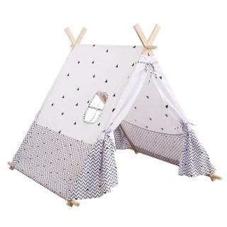Tente de déco pour enfant Dream - H. 107 cm - Blanc